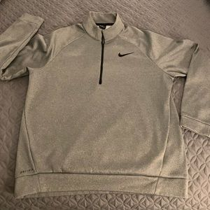 Nike golf zip up